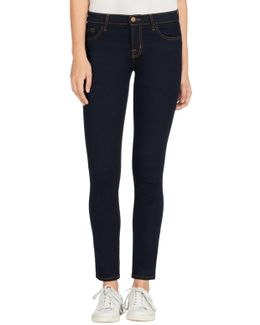 811 Mid-rise Skinny In Ink