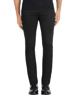 Brooks Slim Trouser In Black