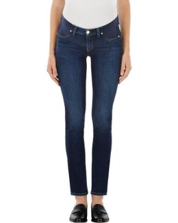 Mama J Mid-rise Skinny In Fleeting