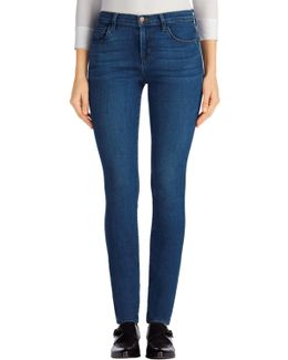 811 Mid-rise Skinny In Connection