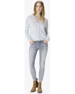 9326 Low-rise Crop Skinny In Remnant