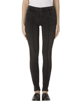 620 Mid-rise Pintuck Super Skinny Photo Ready In Sanctify
