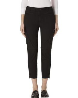 Margho High-rise Utility Pant In Nouveau