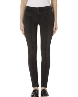 811 Mid-rise Pintuck Skinny Photo Ready In Sanctify