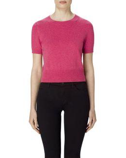 Briony Sweater In Roseate