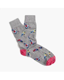 Corgi Lightweight Pattern Socks