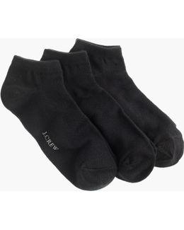 Ankle Socks Three-pack
