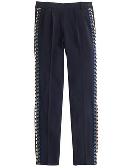 Collection Embellished Tux Pant
