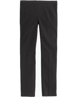 Petite Martie Pant In Two-way Stretch Cotton