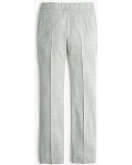Campbell Trouser In Super 120s Wool