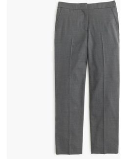 Tall Patio Pant In Super 120s Wool