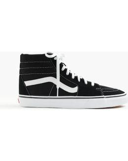 Vans Sk8-hi Sneakers In Black