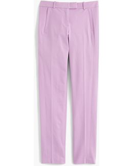 Maddie Pant In Two-way Stretch Cotton