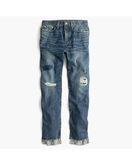 Point Sur Shoreditch Straight Jean With Stepped Hem
