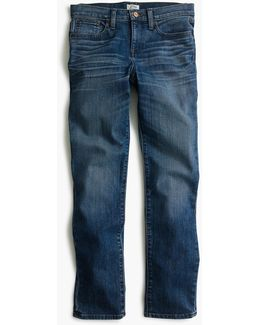 Tall Slim Boyfriend Jean In Wakefield Wash