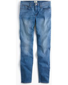 "8"" Toothpick Jean In Stewartby Wash"