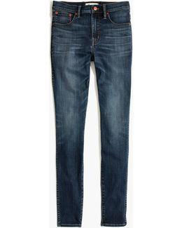 "Madewell 10"" High-rise Skinny Jean In Danny Wash"