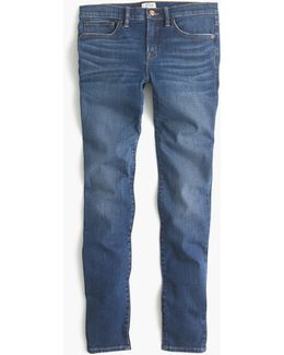 "8"" Toothpick Jean In Lyric Wash"