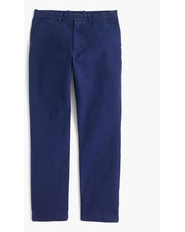 770 Straight-fit Chino Pant In Garment-dyed Canvas