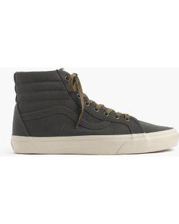 Vans Sk8-hi Sneakers In Moleskin