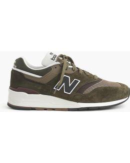 New Balance 997 Camo Sneakers