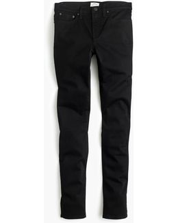 "Petite8"" Toothpick Jean In True Black"