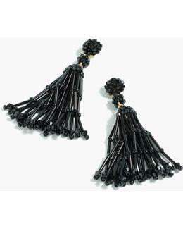 Long Tassel Earrings