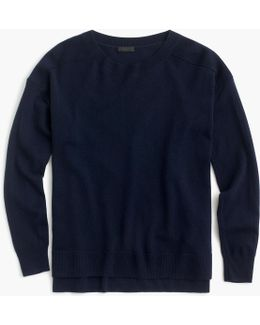 Relaxed Everyday Cashmere Sweater