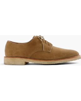 Kenton Crepe-sole Bucks