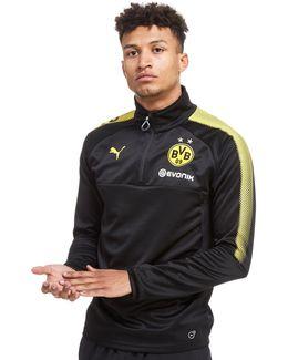 Borussia Dortmund 2017 Quarter Zip Training Top