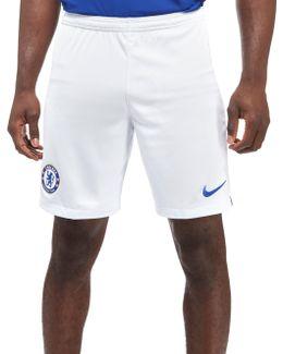 Chelsea Fc 2017/18 Away Shorts