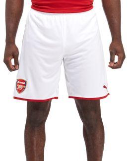 Arsenal Fc 2017/18 Home Shorts