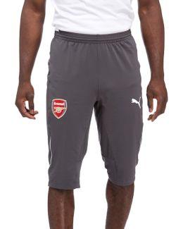 Arsenal Fc 2017 3/4 Length Training Pants