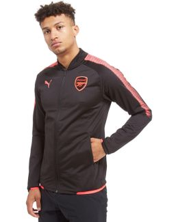 Arsenal Fc 2017 Stadium Jacket