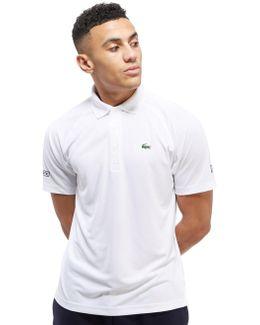 Novac Plain Polo Shirt