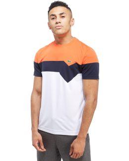 Chevron Poly T-shirt