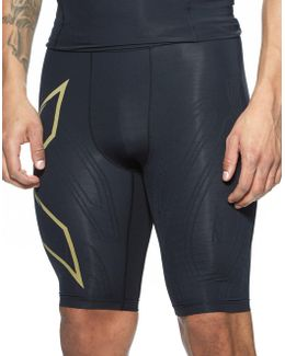 Elite Mcs Men's Compression Shorts