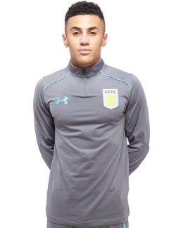 Aston Villa 2017 Quarter Zip Top