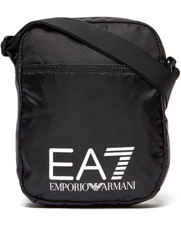 Train Logo Small Pouch Bag