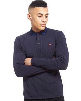 Elim Long Sleeve Polo Shirt
