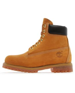 Mens 6 Inch Premium Boot- Wheat