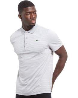 Marl Stripe Polo Shirt