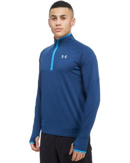 Nobreaks Run Quarter Zip Top