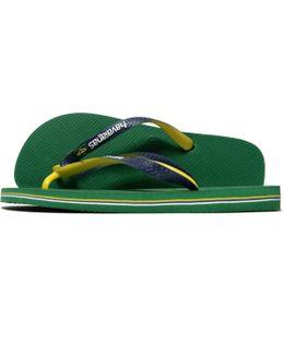Brazil Mix Flip Flops