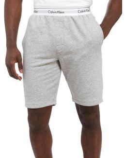Tape Fleece Shorts