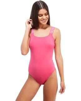Tape 1 Piece Swimsuit