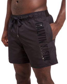 Emboss Swim Shorts