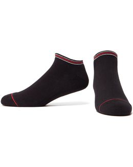 Tommy 2 Pack Low Socks