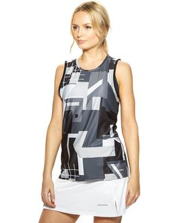 Tracy Printed Vest