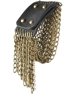 Chain Fringe Cuff